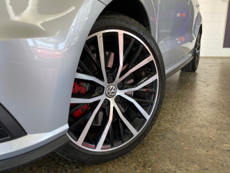 2017 Volkswagen Polo 6R MY17 GTI Hatchback