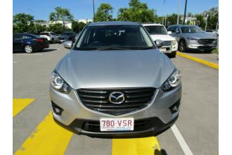 2015 Mazda CX-5 KE1032 Maxx SKYACTIV-Drive AWD Sport Suv Image 2