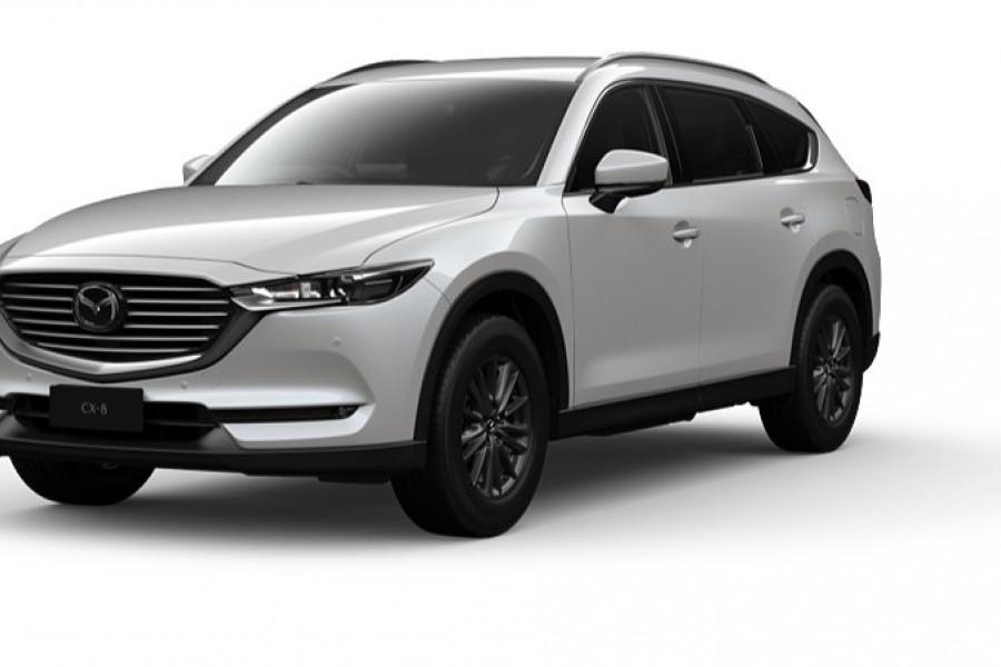 2020 Mazda CX-8 Touring