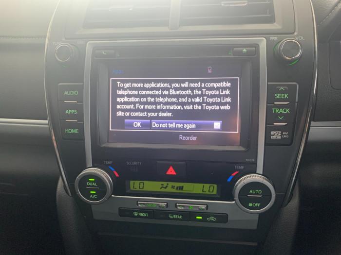 2017 Toyota Camry ASV50R RZ Sedan Image 18