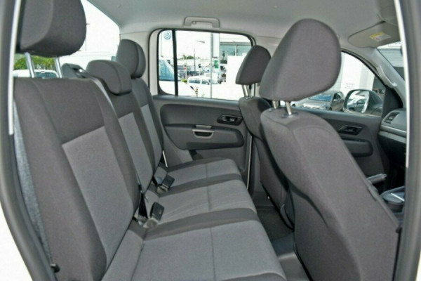 2021 Volkswagen Amarok 2H V6 Core Utility Image 5