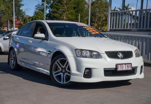 2012 Holden Commodore VE Series II MY12 SV6 Sedan