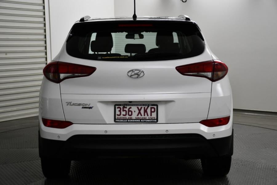 2016 Hyundai Tucson TL Active X Suv Image 4