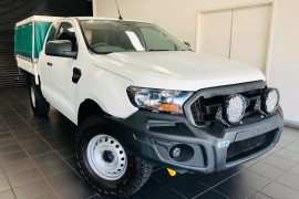 2018 Ford Ranger Cab chassis