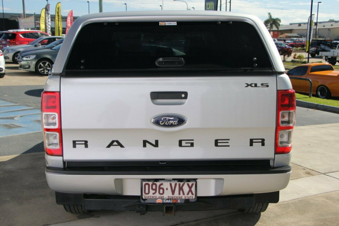 2015 Ford Ranger PX XLS Double Cab Utility