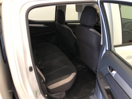 2016 Holden Colorado RG Turbo LS 2wd c/c chassis
