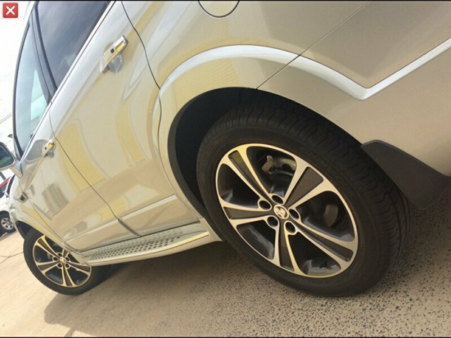 2017 MY18 Holden Captiva CG MY18 LTZ AWD Wagon