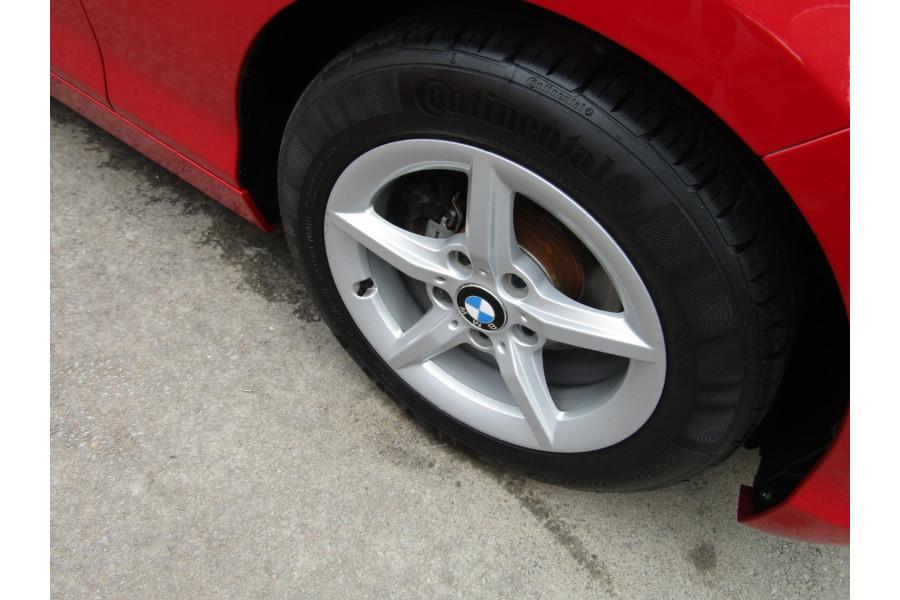 2016 BMW 1 Series F20 LCI 118I Hatchback