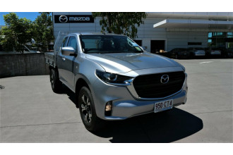 2020 MY21 Mazda BT-50 TF XT 4x4 Freestyle Cab Chassis Cab chassis Image 2