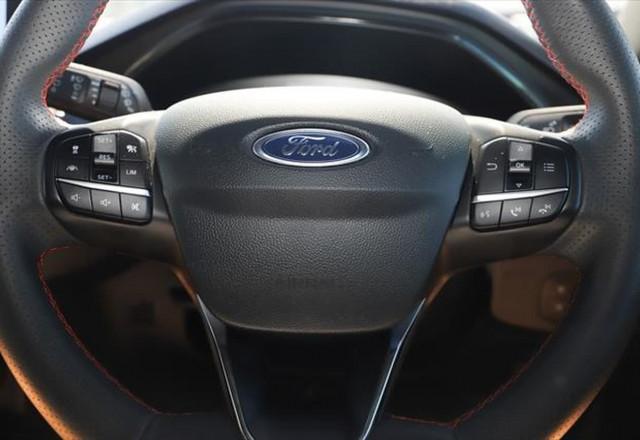 2018 Ford Focus SA MY19.25 ST-Line Hatchback