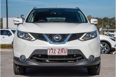 2017 Nissan QASHQAI J11 Ti Suv Image 3