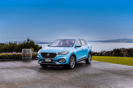 The New MG HS Plug-In Hybrid