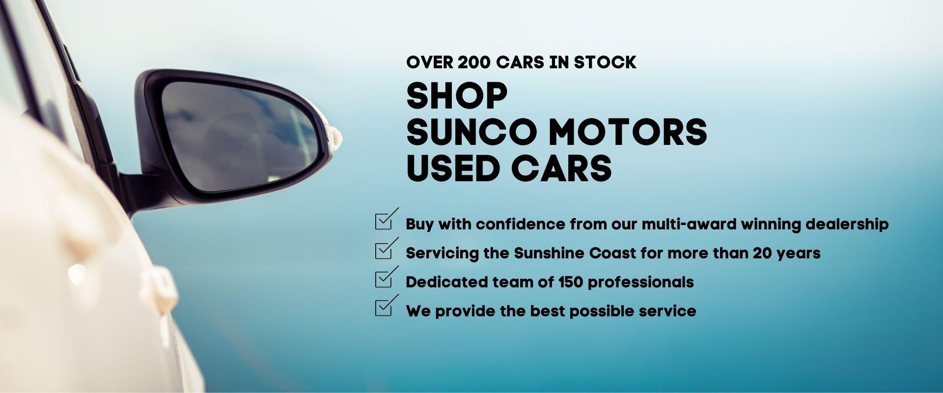 Sunco Used Cars