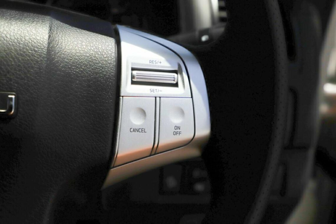 2020 MY19 Isuzu UTE MU-X Onyx Edition Wagon