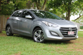 Hyundai I30 Model description. GD3  II MY16 Active X HBK SA 6sp 1.8i