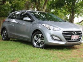 Hyundai I30 Model description. GD3  II MY16 Active X HBK SA 6sp 1.8i
