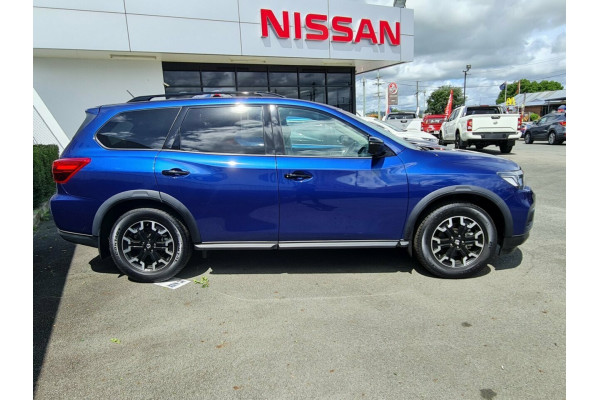 2020 MY19 Nissan Pathfinder R52 Series III ST-L 2WD Suv Image 4
