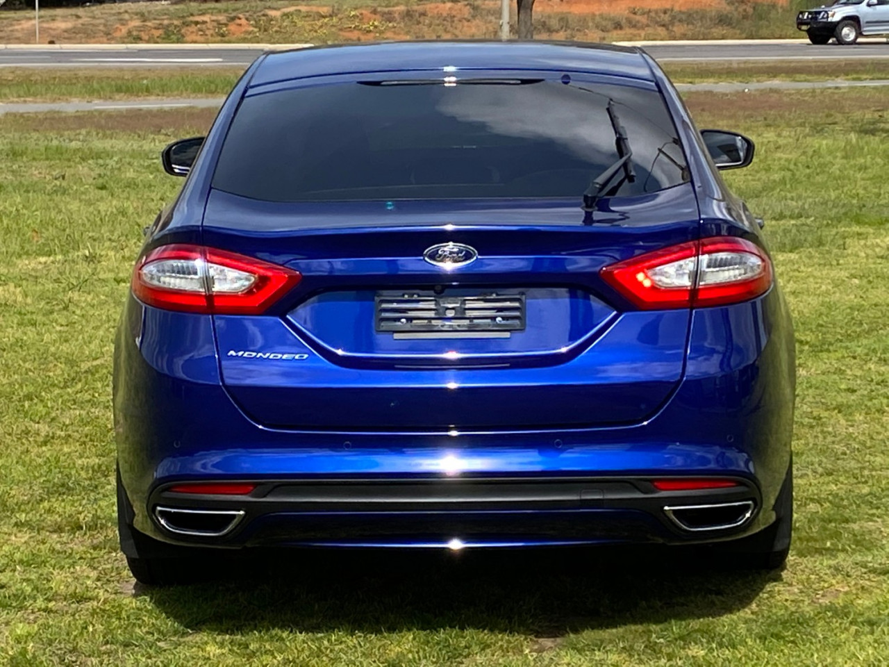 2017 Ford Mondeo MD 2017.00MY AMBIENTE Hatchback Image 27
