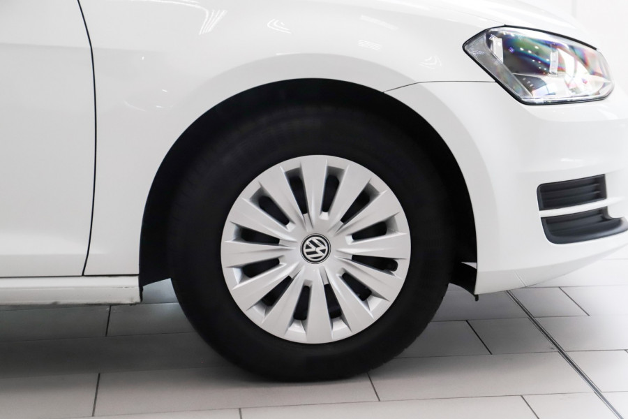 2016 MY17 Volkswagen Golf VII  92TSI Hatch