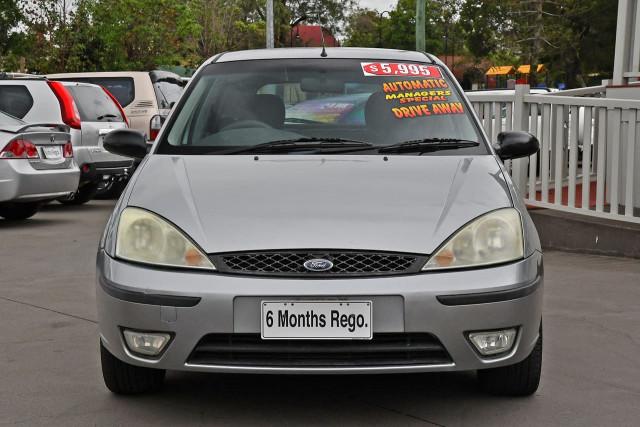 2003 Ford Focus LR MY03 CL Hatchback Image 6