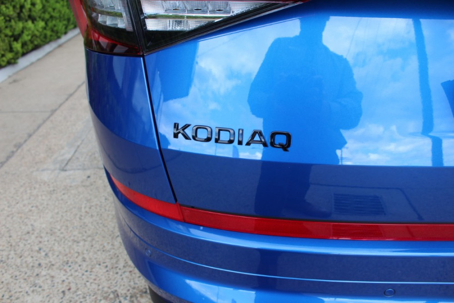 2019 MY20 Skoda Kodiaq NS RS Suv Image 5