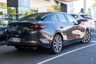 2021 Mazda 3 BP G20 Touring Sedan Sedan Image 2