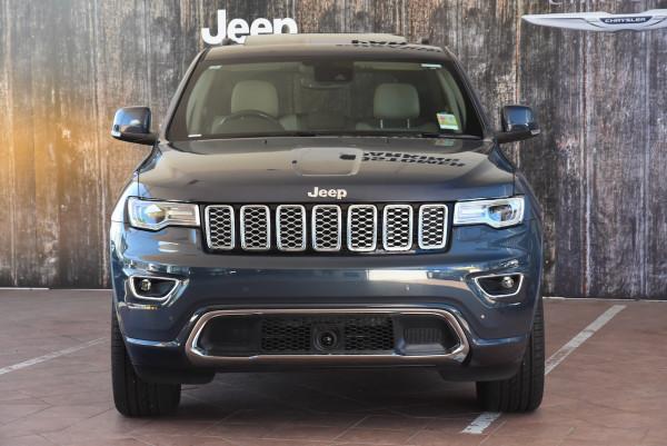 2019 MY0  Jeep Grand Cherokee WK Overland Suv