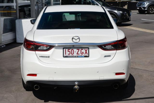 2015 Mazda 6 GJ1032 GT Sedan Image 4