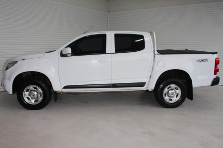 2016 Holden Colorado RG MY16 LS Utility Image 4