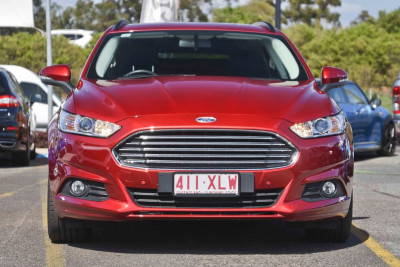 2016 MY17 Ford Mondeo MD Ambiente Wagon Wagon