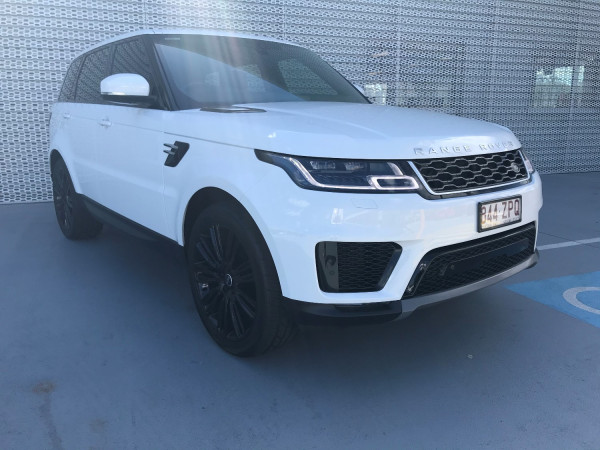 2018 Land Rover Range Rover Sport L494 18MY SD4 Suv