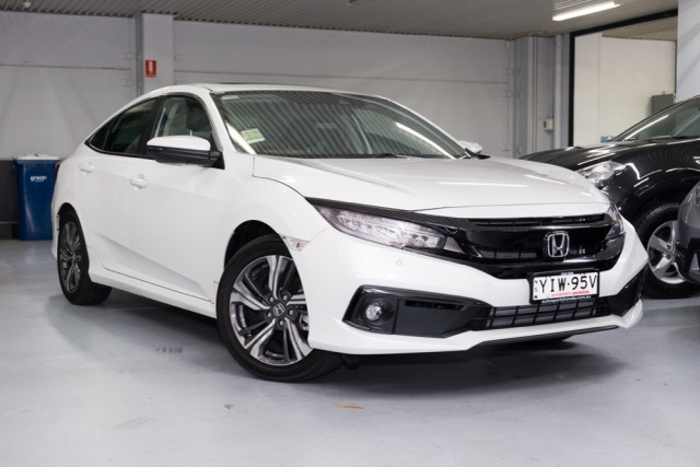 2019 Honda Civic Sedan 10th Gen VTi-LX Sedan
