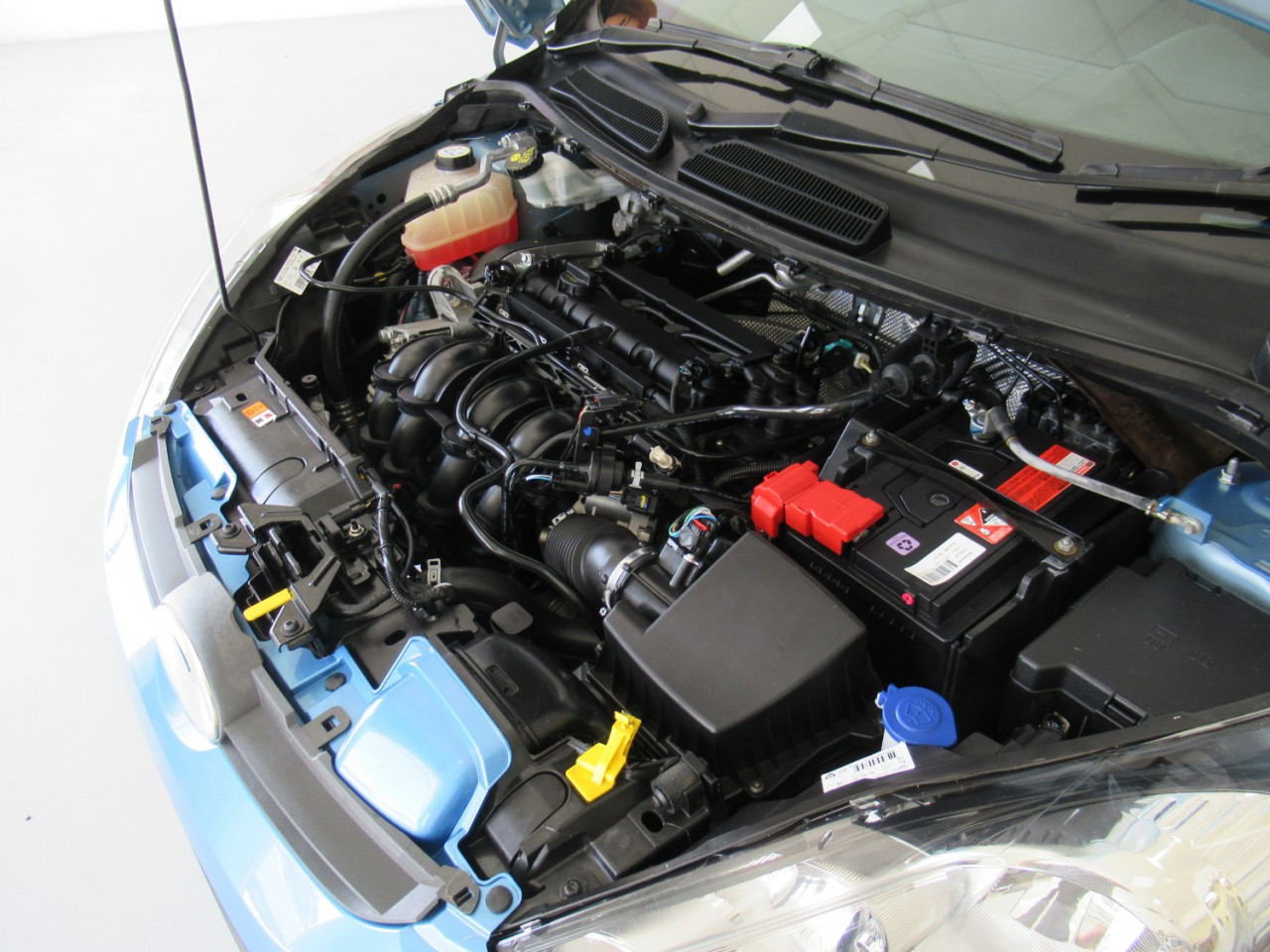 2009 Ford Fiesta WS CL Hatchback Image 25