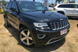 Jeep Grand Cherokee Overland (4x4) WK MY14