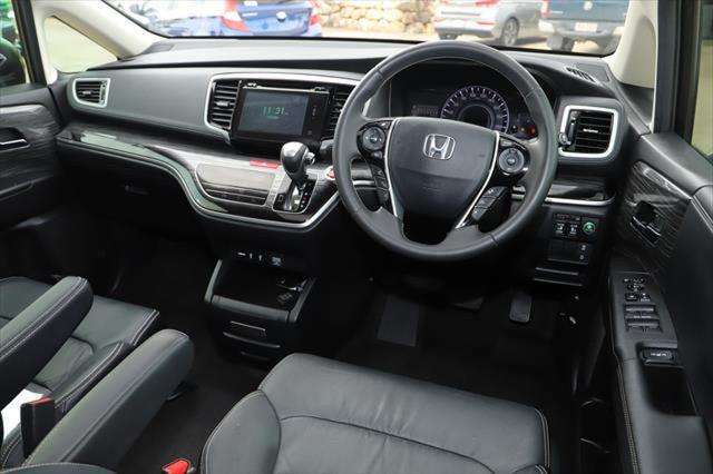 2015 Honda Odyssey 5th Gen MY15 VTi-L Wagon Image 13