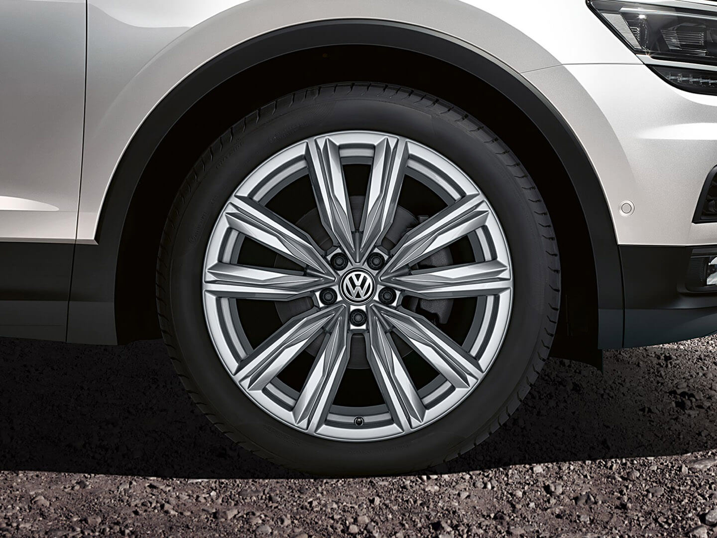 Kapstadt alloy wheel Alloy wheels Image