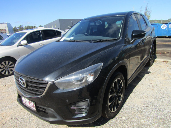 2015 Mazda CX-5 KE1032 GRAND TOURING Suv