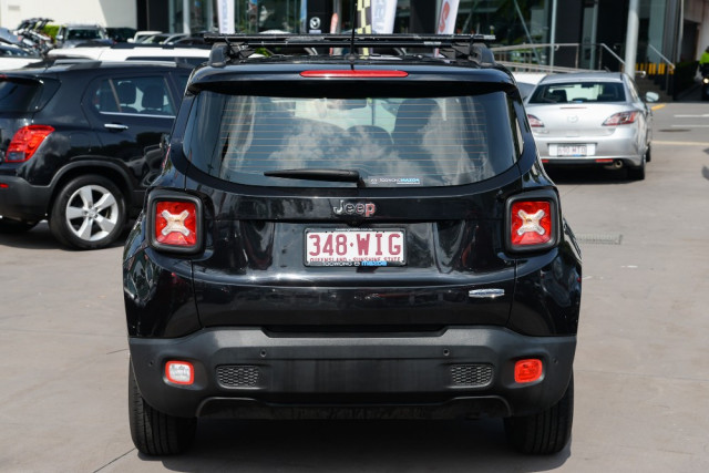 2015 Jeep Renegade BU Longitude Hatchback Image 4