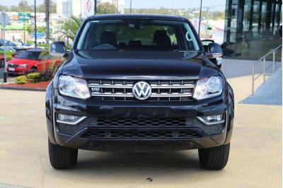 2018 Volkswagen Amarok 2H MY18 TDI550 Sportline Utility Image 2