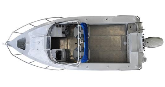 619 Ocean Ranger Specifications