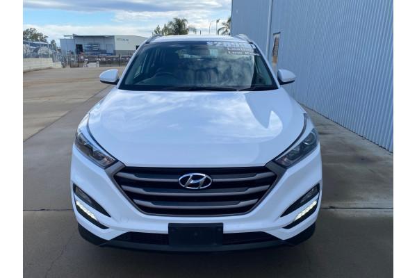 2018 Hyundai Tucson TL Active X Suv Image 4