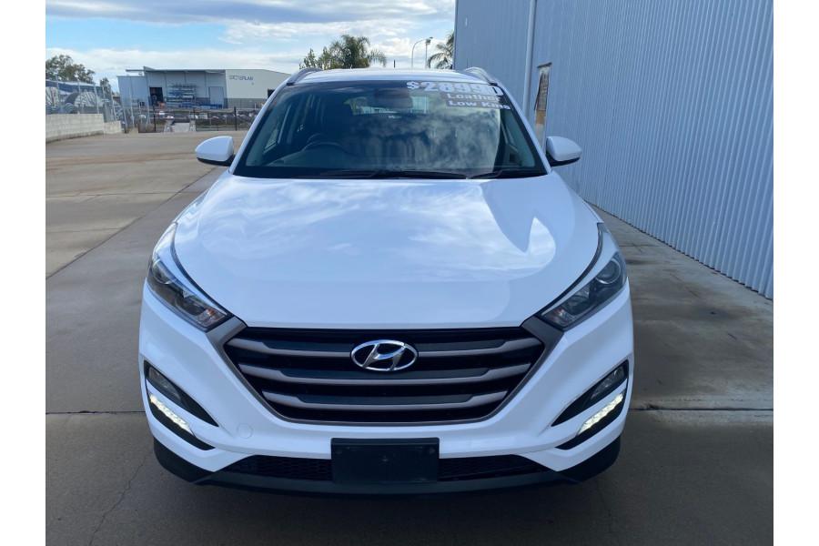 2018 Hyundai Tucson TL Active X Suv