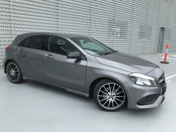 2017 MY07 Mercedes-Benz A-class W176 807MY A200 Hatch