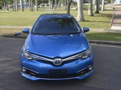 Toyota Corolla Sport ZR