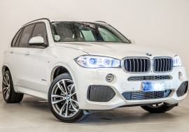 BMW X5 4D 2015 BMW X5 xDRIVE 30d AUTO