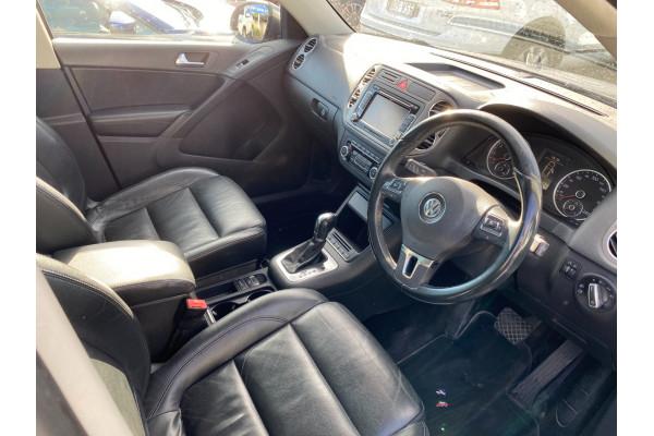 2010 MY11 Volkswagen Tiguan 5N  147TSI Suv Image 5
