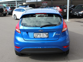 2017 MY15 Ford Fiesta WZ  Trend Hatchback
