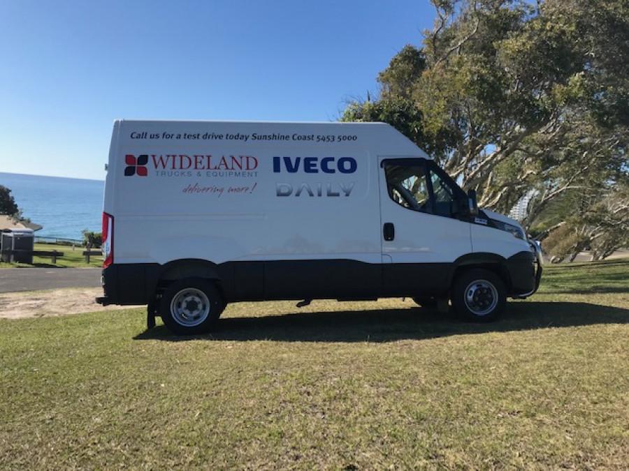 2020 Iveco 50c17a  Daily Van Van Image 7