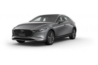 2020 Mazda 3 BP G20 Touring Hatch Hatchback Image 2