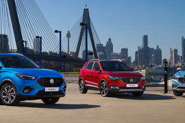 MG ZS range claims Drive Best Overall Value Car of the Year Award for 2021